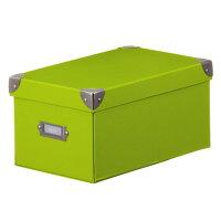 ラドンナ 収納ボックス Toffy マジックボックス S ライムグリーン TMX-004N-LGR