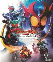 仮面ライダーアギト Blu-ray BOX 3【Blu-ray】