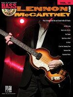 【輸入楽譜】レノン & マッカートニー: ベース・プレイ・アロング 第13巻: レノン&マッカートニー (CD付)