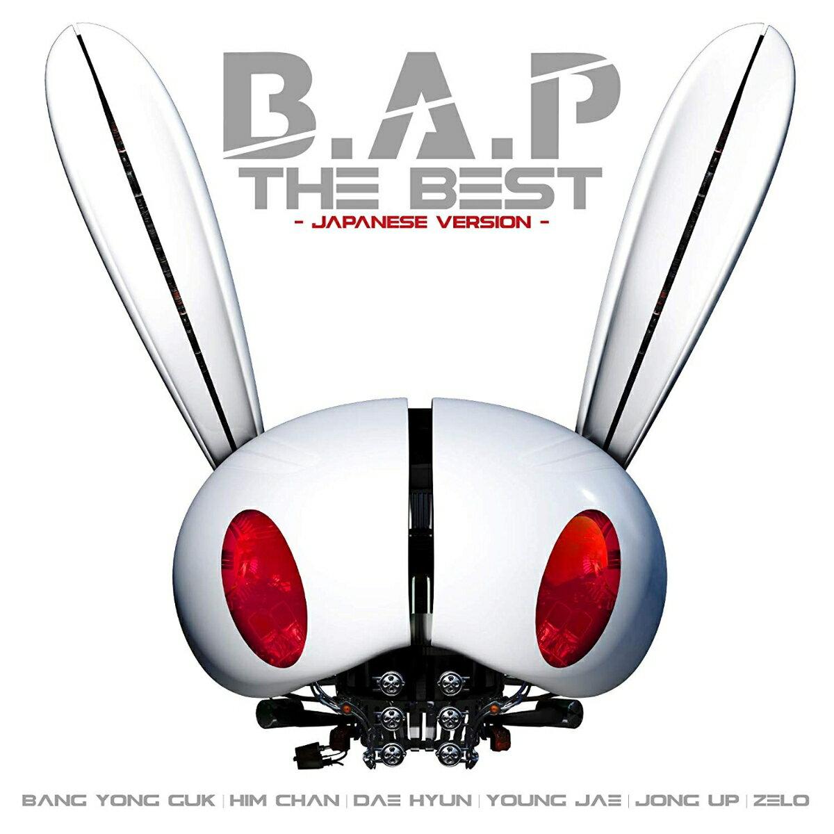 邦楽, ロック・ポップス B.A.P THE BEST -JAPANESE VERSION- B.A.P