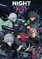 NIGHT HEAD 2041 Blu-ray BOX(3枚組)【Blu-ray】