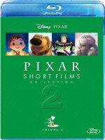 ピクサー・ショート・フィルム Vol.2【Blu-ray】