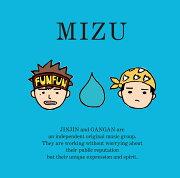 【先着特典】MIZU (缶バッジ付き)