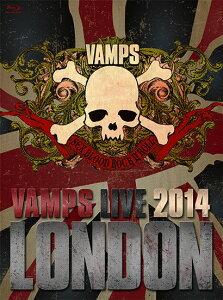 【楽天ブックスならいつでも送料無料】VAMPS LIVE 2014:LONDON 【通常盤B】【デジパック仕様】...