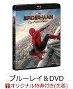【楽天ブックス限定先着特典】スパイダーマン:ファー・フロム・ホーム ブルーレイ&DVDセット(初回生産限定)(75mm缶バッジ3個セット付き)【Blu-ray】 [ トム・ホランド ]