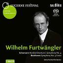 【輸入盤】ベートーヴェン:交響曲第3番『英雄』、シューマン:交響曲第4番、『マンフレッド』序曲 ヴィ