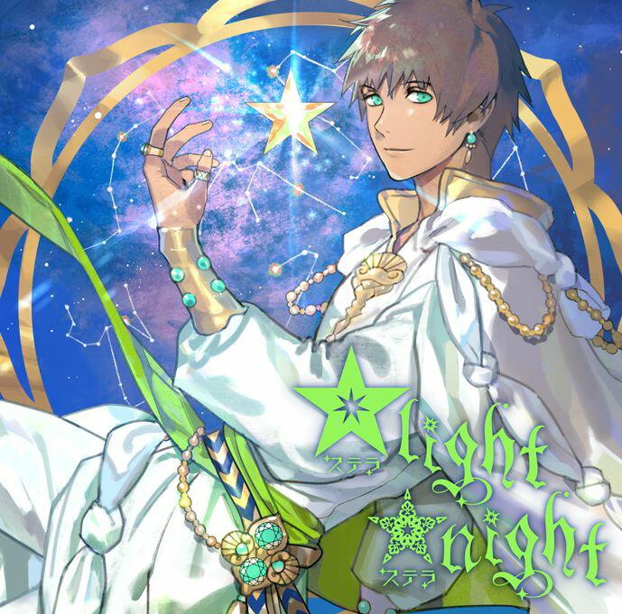 CD, ゲームミュージック  light night (CV.)