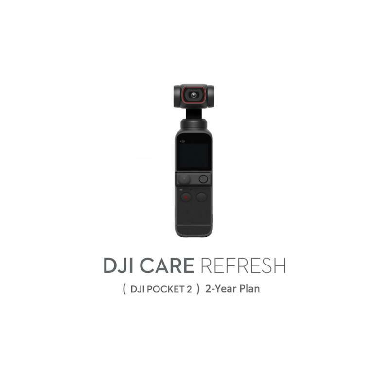 Card DJI Care Refresh 2-Year Plan (DJI Pocket 2) JP