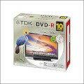 【送料無料】DVD-R 録画用 DR120DPWC10UE