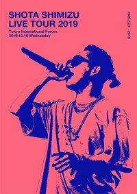 清水翔太 LIVE TOUR 2019【Blu-ray】
