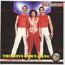 1983年の女性カラオケ人気曲第4位 BOYS TOWN GANG (ボーイズ・タウン・ギャング)の「CAN'T TAKE MY EYES OFF」を収録したCDのジャケット写真。