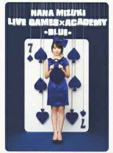 NANA MIZUKI LIVE GAMES×ACADEMY【BLUE】画像