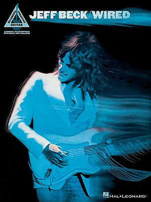 Jeff Beck/Wired画像
