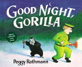 The zookeeper thinks it's the same old bedtime routine, but all bets are off when a furry little ape gets hold of the keys. One by one Gorilla lets the other animals out, 'til a silent, silly lion follows the zookeeper home. The end of the story for the zookeeper is just the beginning for his put-upon spouse, however. Full color.
