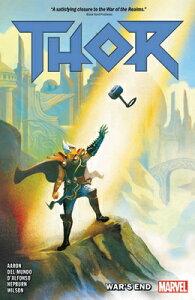 Thor Vol. 3: War's End THOR VOL 3 (Thor - 2018) [ Jason Aaron ]