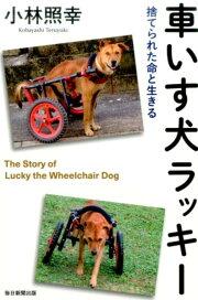 車いす犬ラッキー