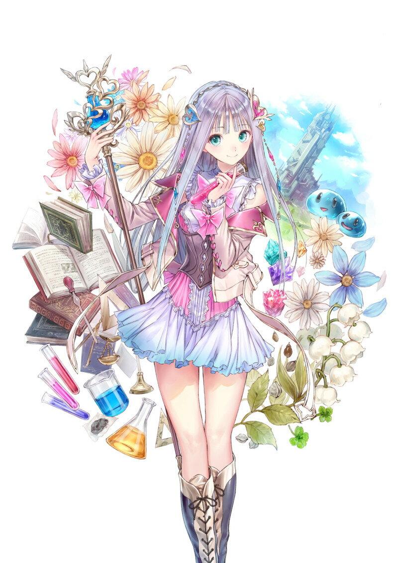 ルルアのアトリエ 〜アーランドの錬金術士4〜 プレミアムボックス PS4版