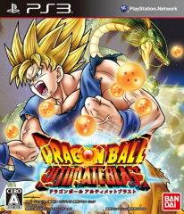 【送料無料】ドラゴンボール アルティメットブラスト PS3版