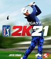 ゴルフ PGAツアー 2K21の画像