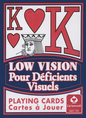 Low Vision New Sight Poker Deck画像
