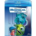 【送料無料】モンスターズ・インク ブルーレイ+DVDセット【Blu-ray】 [ ジョン・グッドマン ]