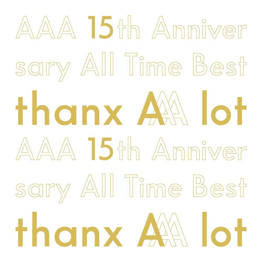 AAA アルバム、映像が2/19発売!