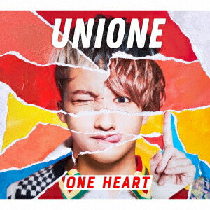 ONE HEART (初回限定盤B CD+DVD) [ UNIONE ]