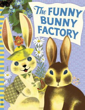 The Funny Bunny Factory FUNNY BUNNY FACTORY (G&d Vintage) [ Adam Green ]