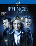 FRINGE/フリンジ<フォース・シーズン> コンプリート・ボックス【Blu-ray】