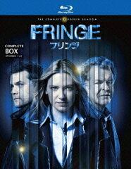 【送料無料】FRINGE/フリンジ<フォース・シーズン> コンプリート・ボックス【Blu-ray】