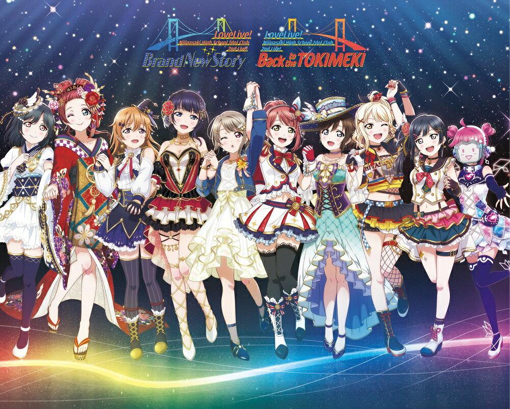 キッズアニメ, その他  2nd Live! Brand New Story Back to the TOKIMEKI Blu-ray Memorial BOXBlu-ray