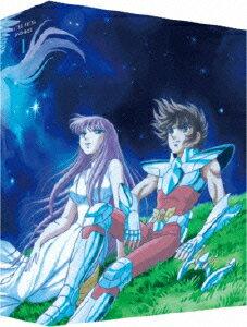 Knights Of The Zodiac dvd DVD-BOX1