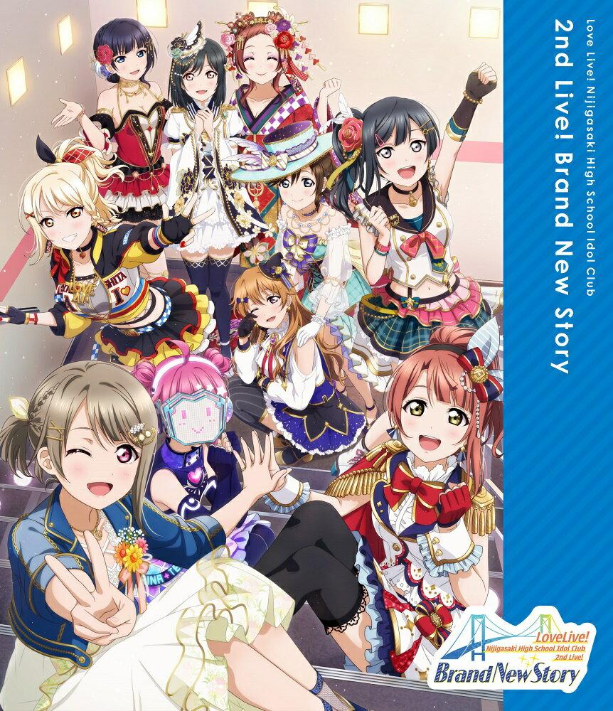 ラブライブ!虹ヶ咲学園スクールアイドル同好会 2nd Live! Brand New Story【Blu-ray】
