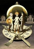 約束のネバーランド 1(完全生産限定版)【Blu-ray】