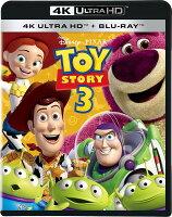 トイ・ストーリー3(4K ULTRA HD+ブルーレイ)【4K ULTRA HD】