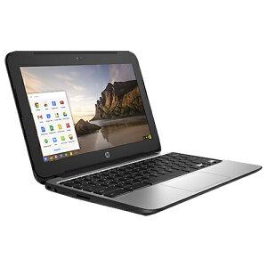 【超ポイントバック祭限定価格】HP Chromebook 11G3 N2830/11H/4.0/S16/C(Chrome OS/Celeron N2830/4GB/16GB SSD(eMMC)/11.6型/1年間引き取り修理、1年間パーツ保証)