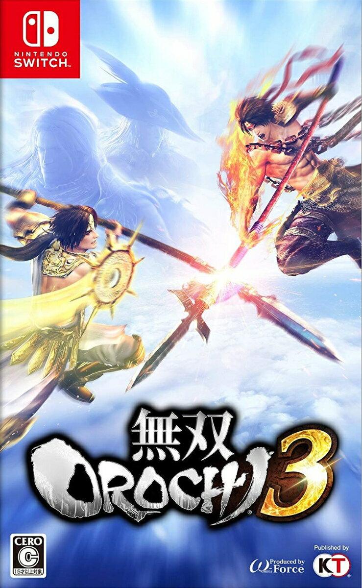 無双OROCHI3 通常版 Nintendo Switch版