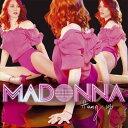 Madonna (マドンナ)のカラオケ人気曲ランキング第6位 シングル曲「Hung Up」のジャケット写真。