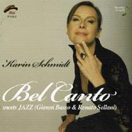 【輸入盤】Bel Canto Meets Jazz(Gianno Basso & Renato Sellani)画像