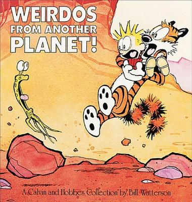 Weirdos from Another Planet: A Calvin and Hobbes Collection画像