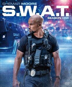 S.W.A.T. シーズン1 BOX