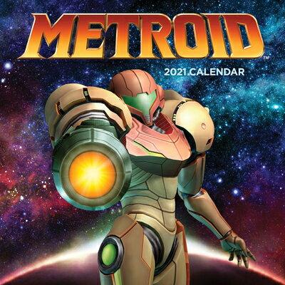 洋書, FAMILY LIFE & COMICS Metroid 2021 Wall Calendar METROID 2021 WALL CAL Nintendo