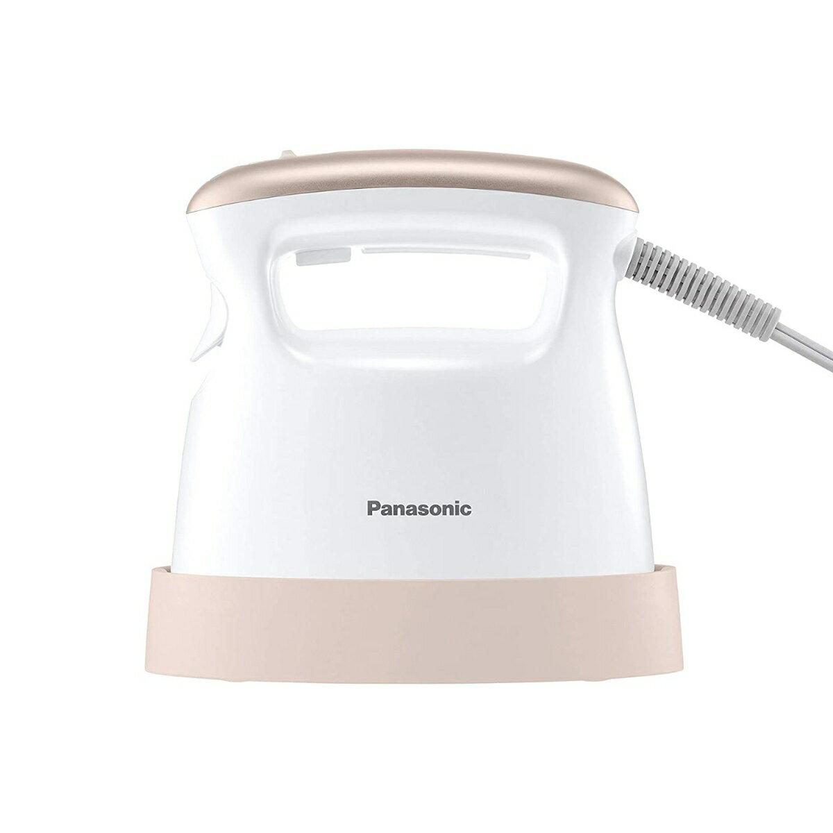 Panasonic 衣類スチーマー NI-FS410-PN