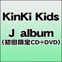 J album(初回限定CD+DVD)
