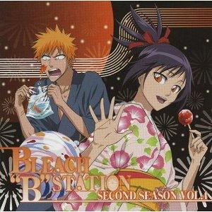 "RADIO DJCD[BLEACH""B""STATION]Second Season Vol.4画像"