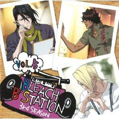 """BLEACH """"B"""" STATION THIRD SEASON VOL.5画像"""