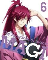 マギ The kingdom of magic 6