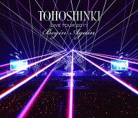 東方神起 LIVE TOUR 2017 〜Begin Again〜 Blu-ray Disc(スマプラ対応)【Blu-ray】