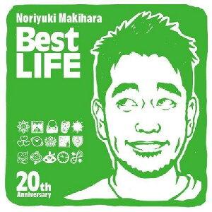 【送料無料】Noriyuki Makihara 20th Anniversary Best LIFE