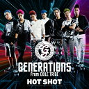 HOT SHOT(CD+DVD) [ GENERATIONS from EXILE TRIBE ]